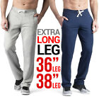 VICELIKE EXTRA LONG TALL Trousers MMA Gym Bottoms Jogging Joggers Running Men
