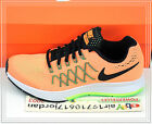 Nike Zoom Pegasus 32 GS Orange Black 759968-803 US 4~6Y Kids Youth Girls Running
