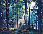 """Sacred Ground on Little Round Top"" John Paul Strain Giclee Print - Gettysburg"