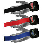 Weight Lifting Bar Straps Gym Training Bodybuilding Wrist Support Wraps Bandages
