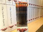 12 VICTORY Buck Buster carbon arrows 350 or 400 INSERTS  FREE CUTTING