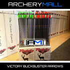 Внешний вид - 12 VICTORY Buck Buster carbon arrows 350 or 400 (INSERTS & FREE CUTTING)