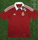 Krakow Home Shirt - Official Adidas Wisla Krakow Shirt - Mens - All Sizes