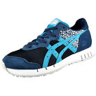 Onitsuka Tiger Womens Girls X-Caliber Classic Retro Trainers Blue *AUTHENTIC*