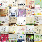 Removable Removable Transfer Interior Wall Sticker Home Decor Decal Art Kid Viny