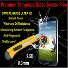 9H Premium Tempered Glass Screen Protector Film Skin Case for LG-HTC-MOTOROLA