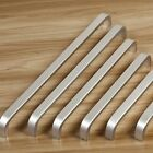 541110 Wardrobe Cabinet Drawer Door Knob Cupboard Pull Kitchen Aluminium Handle