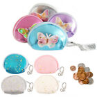 Girls Glitter Coin Purse Pocket Money Birthday Party Bag Fillers Kid's Loot Fun