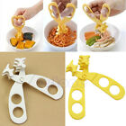 1PC Toddlers Baby Portable Scissors Feeding Food Shears Cut Crush food Safe Care