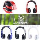 VEGGIEG V8100 Foldable Stereo Bluetooth Wireless Headset HiFi for iPhone LG HTC