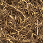 500g Shredded KRAFT Paper Natural ECO LOOK - Gift Hamper Filler Shred Fill