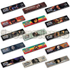 Bob Marley King Size 100% Hemp Rolling Papers Multi Quantity Listing by Smoking
