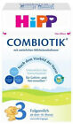 HIPP Bio Combiotic First Infant Milk Stage  Baby Formula 600g (1,2 or 3)