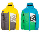 686 Boys Snowboard Jacket - Mannual Iconic - Kids, Youth, Children