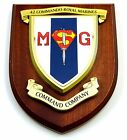 42 COMMANDO COMMAND COMPANY CLASSIC HAND MADE REGIMENTAL STYLE MESS PLAQUE