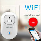 Wireless Cell Phone Remote Control Switch Timer Smart Power Socket Plug Hot Wifi