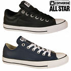 Ladies Converse Leather Trainers Womens All Star Unisex Shoes Girls Boys Sports