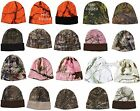 "Kati 8"" or 12"" Knit Cap Realtree or Breakup Camo Beanie Hat LCB08 Camouflage"