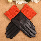 WARMEN Lambskin REAL Leather Gloves  l150nc