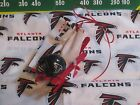NFL  NFC- ATLANTA FALCONS BEACH CHAIR CAKE TOPPER/CHRISTMAS  or ANYTIME ORNAMENT