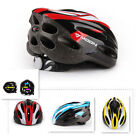 New Mens Adult Helmet Bike Bicycle Cycling carbon Red color Mountain Outdoor