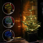 5 METRE 50 LED INDOOR & OUTDOOR BATTERY OPERATED STRING FAIRY LIGHTS WITH TIMER