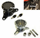 CNC Air Cleaner Intake Filter Fit 1991-2015 Harley Touring Sportster XL 883 1200