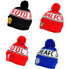 Premier League Football: Beanie Bobble Hat New & Official Arsenal / Liverpool