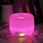 300ML Electric Ultrasonic Aromatherapy Humidifier Oil Cool Mist Aroma Diffuser