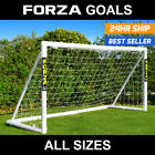 FORZA Football Goals, LOCKING & MATCH Goals *Full Range* Choose size!
