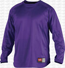 Rawlings Baseball Softball Fleece Warm Up Pullover Youth and Adult UDFP2