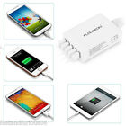 40W 5 Port USB Charger Family-Sized Desktop Universal for iPad iPhone Samsung UK