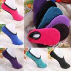 New Fashion Womens Mens Slipper Non-Slip Socks Soft Fleece Gripper Slippers - CB