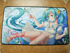 Vocaloid Miku YGO VG MTG CARDFIGHT Game Large Keyboard Mouse Pad Playmat #32