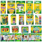 Crayola Crayons, Coloured Pencils,Washable Markers, Colouring Pens, Felt Tips