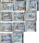 Decoupage 3D Picture Kit - THEMES OF YESTERYEAR