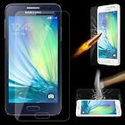 9H Premium Real Tempered Glass Screen Protector Film For Samsung Galaxy A3 A7