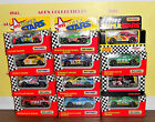 Matchbox Racing Boxed Cars Earnhardt Sadler Martin Earnhardt Labonte Bodine, etc