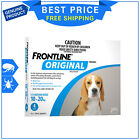 Frontline Original Flea & Tick Treatment for Dogs 4 Pipettes All sizes by Merial