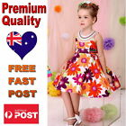 Lovely Floral Girls Dress, Birthday Party Flower Dress, Billy Brand Size 2 to 12