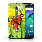 STUFF4 Back Case/Cover for Motorola Moto X Pure Edition/Floral Garden Flowers