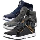 Ecko Packo Mid Hi Top Casual Trainers  Mens Size