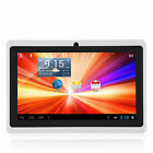 Multi-Color Android4.2 7Inch Allwinner A23 CPU 512MB/4GB Tablet Wifi From US