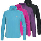 Trespass Shiner Womens Half Zip Microfleece Ladies Warm Winter Fleece