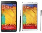 NEW Samsung Galaxy NOTE 3 III N9005 32GB 13MP Android Smart Phone cellphone