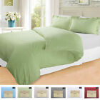 3 Piece Duvet Cover and Shams Set King Queen Full Twin image