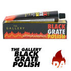 BLACK GRATE POLISH FOR STOVE CAST IRON BBQ FIRE BASKET [75ml]