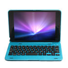 For iPad mini 4 Premium Bluetooth Keyboard Folio Case Smart Cover Stand Magnetic