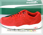 Puma Mens R698 Allover Suede Red White 359392-02 US 6.5~10 Running Retro