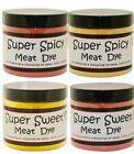 BAG`EM Meat & Maggot Powder Dye Super Sweet or Spicy Coarse Match Fishing Bait